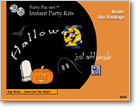 Party Kit: Halloween